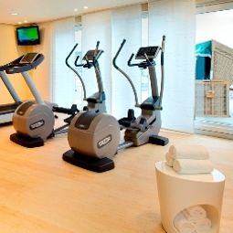 Fitness Radisson Blu Airport Fotos