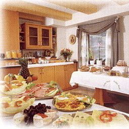 Buffet Hirsch Gasthof Fotos