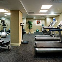 Fitness Fairfield Inn & Suites New York Manhattan/Times Square Fotos