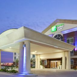 Hotelfotos Holiday Inn Express Hotel & Suites DINUBA WEST