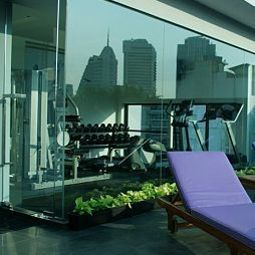 Wellness/Fitness Citadines Sukhumvit 11 Bangkok Fotos
