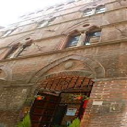 Exterior view Locanda di San Martino Historic building Fotos