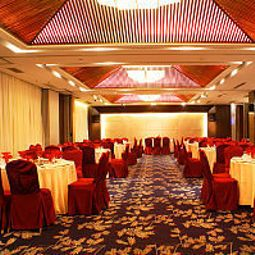 Restaurant Jinling Huaqiao Hotel Fotos