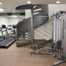 Wellness/fitness area Meli Luxembourg Fotos