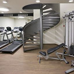 Fitness room Meli Luxembourg Fotos