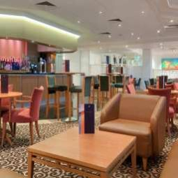 Bar Hilton Leicester J21 Approach Fotos