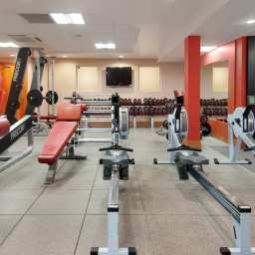 Wellness/fitness Hilton Leicester J21 Approach Fotos