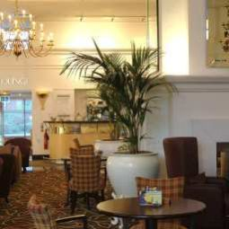 Hall Hilton Leicester J21 Approach Fotos