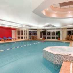Pool Hilton Leicester J21 Approach Fotos