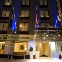 Außenansicht Holiday Inn Express NEW YORK CITY-WALL STREET Fotos