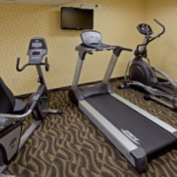 Wellness/Fitness Holiday Inn Express NEW YORK CITY-WALL STREET Fotos
