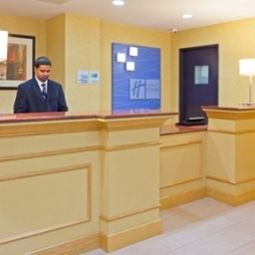 Halle Holiday Inn Express NEW YORK CITY-WALL STREET Fotos