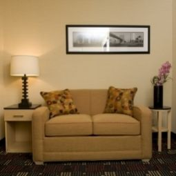 Suite Holiday Inn Express NEW YORK CITY-WALL STREET Fotos