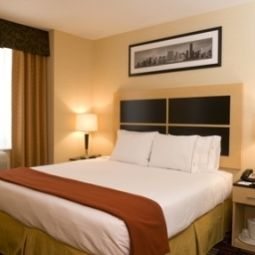Zimmer Holiday Inn Express NEW YORK CITY-WALL STREET Fotos