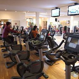 Wellness/fitness Alcedo Sporthotel Fotos