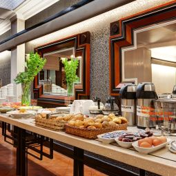 Buffet Lancaster House Fotos