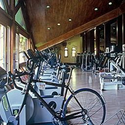 Wellness/Fitness Anyos Park Aparthotel Fotos