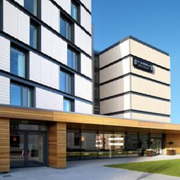 Exterior view Staybridge Suites NEWCASTLE Fotos