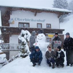 Bauernhof Oberblaikenhof Zell am Ziller 