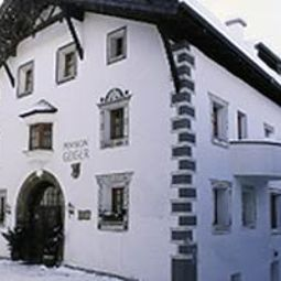 HOTEL PENSION GEIGER Pension Serfaus