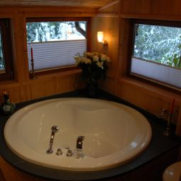 Bathroom Luxus Chalet Mhlermoos Htte Fotos