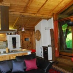 Interior view Luxus Chalet Mhlermoos Htte Fotos