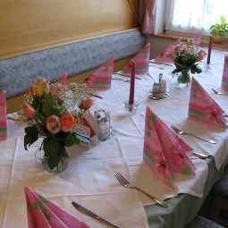 Restaurant - Pension Rosam St. Gilgen