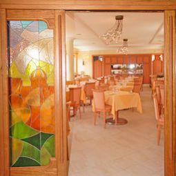 Breakfast room within restaurant Capizzo Fotos