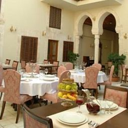 Breakfast room within restaurant The Liwan Hotel Fotos