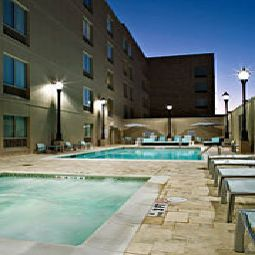 Area wellness SpringHill Suites Savannah Downtown/Historic District Fotos