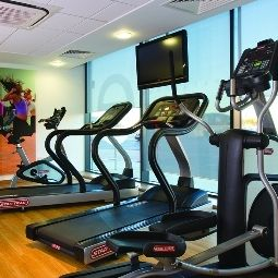 Wellness/fitness area Ramada Encore Derby Fotos