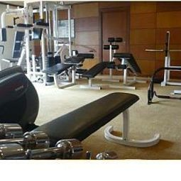 Fitness room Rembrandt Towers Serviced Apartments Fotos