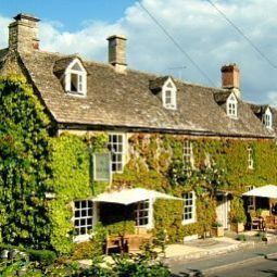 New Inn at Coln Cirencester Gloustershire