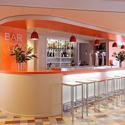 Bar Stayokay Hostel Rotterdam Fotos