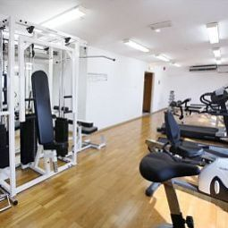 Fitness London Creek Hotel Apartment Fotos