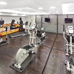 Fitness room Angelo Katowice Fotos