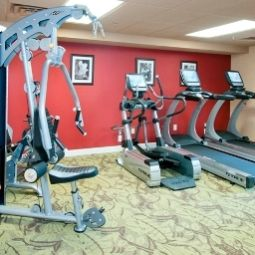 Fitness room Best Western Inn at the Peachtrees Fotos