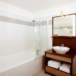 Cuarto de baño Appart City Le Port Marly Residence Hoteliere Fotos