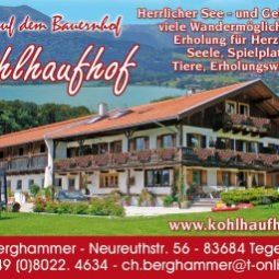 Hotelfotos Bauernhof Kohlhaufhof - Fam. Berghammer