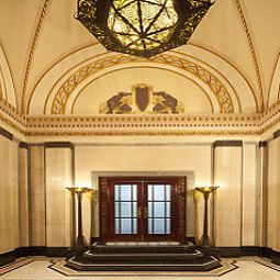 Hall Fairmont Peace Fotos