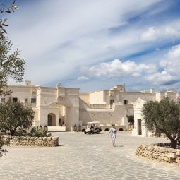 Borgo Egnazia Ville Spa Golf Fasano Savelletri di Fasano