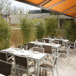 Terrasse NH Ludwigsburg Fotos
