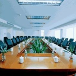 Conference room Shanshui Business Hotel Huafa Fotos