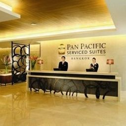 Hall Pan Pacific Serviced Suites Bangkok Fotos