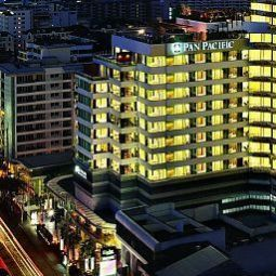 Exterior view Pan Pacific Serviced Suites Bangkok Fotos