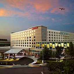 Hotelfotos Atlanta Airport Marriott Gateway