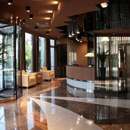 Hall Kristal Palace TonelliHotels Fotos