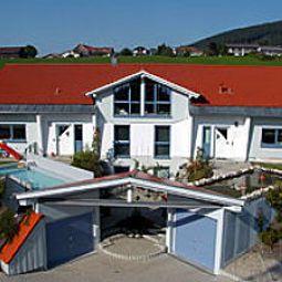 Außenansicht Villa Musica Gästehaus Gebhard Fotos