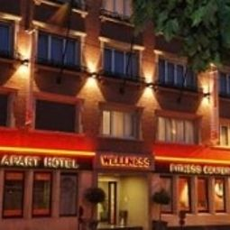 Wellness Apart Hotel Schaerbeek Brussels - Schaerbeek