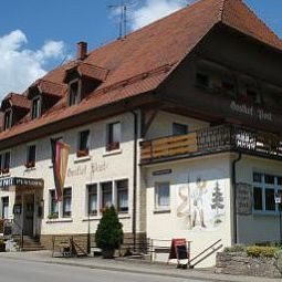Zur Post Gasthaus hlingen Baden-Wrttemberg
